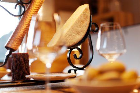 raclette vin blanc ou rouge ?
