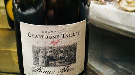 Champagne et crustacés