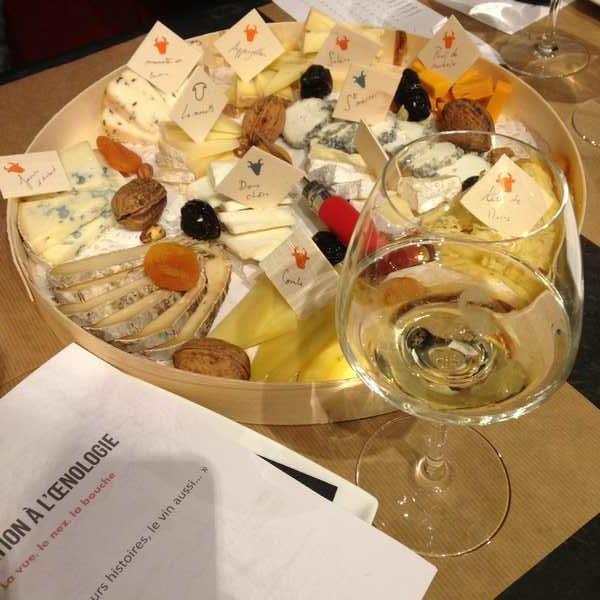 dégustation vin et fromage clermont ferrand