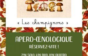 vins et champignons clermont ferrand