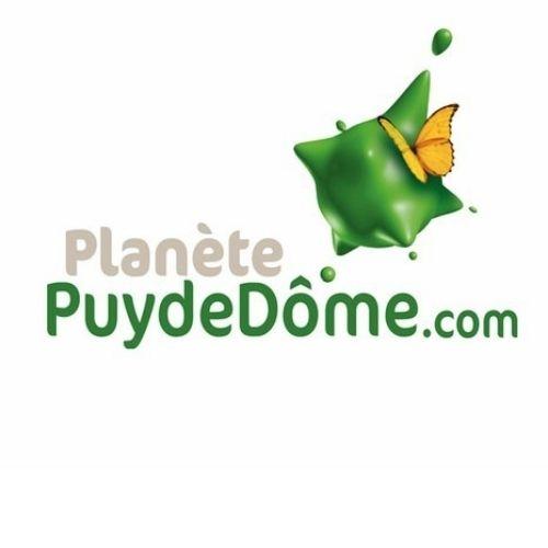Logo Planète Puy de Dôme